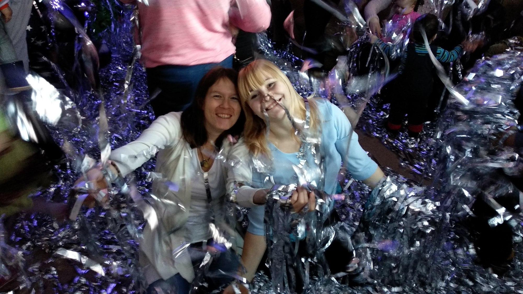 Аня и Кристина