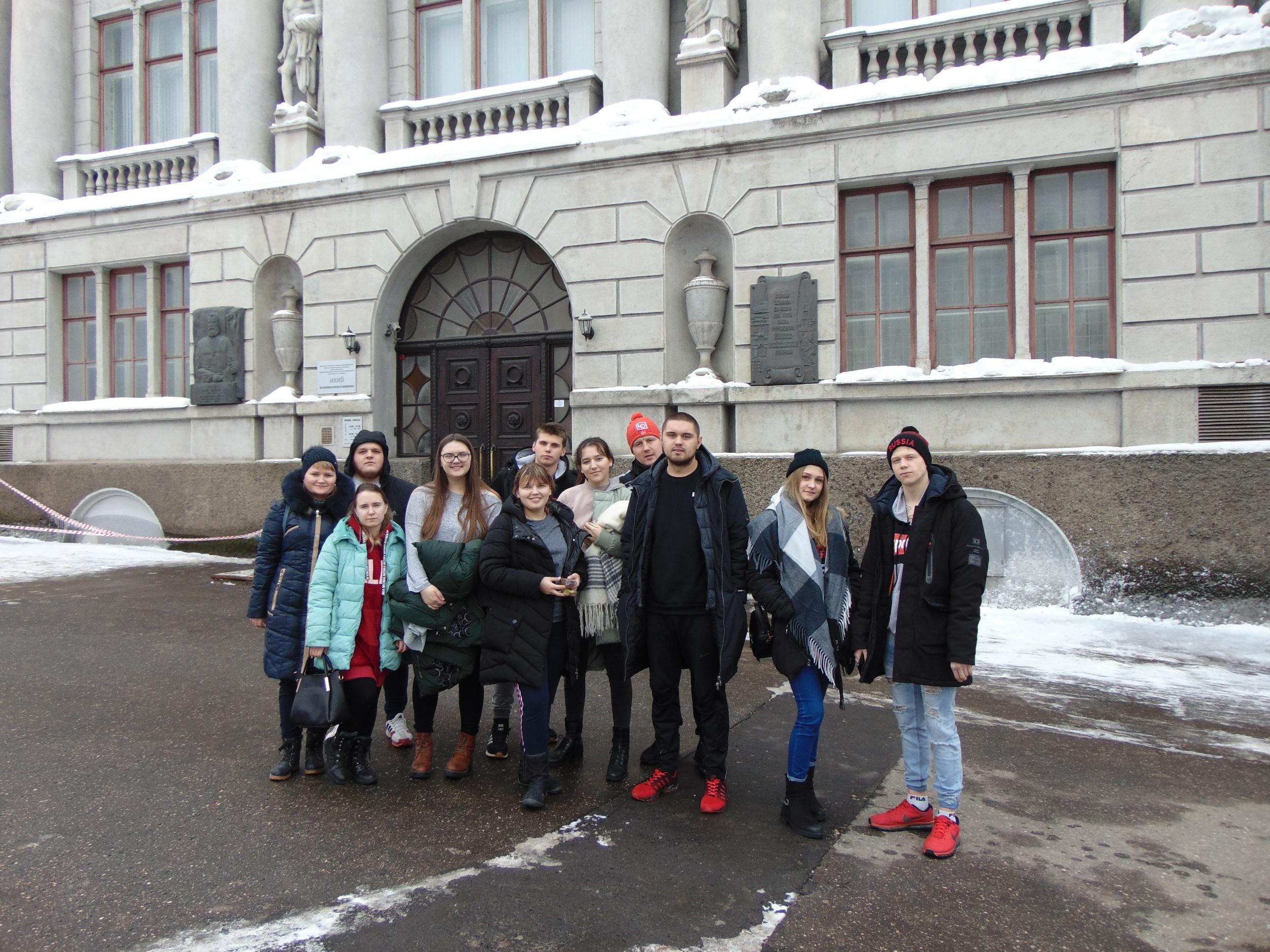 Экскурсия в Иваново
