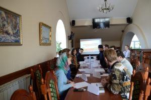 Встреча в Епархии
